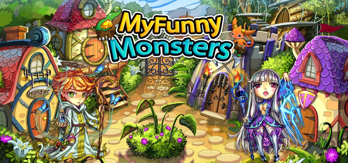 Monsterz Game